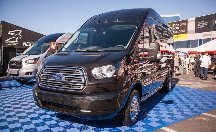 2015 Ford Tranist 250 Medium Roof Van by Formula DRIFT - Slide 3