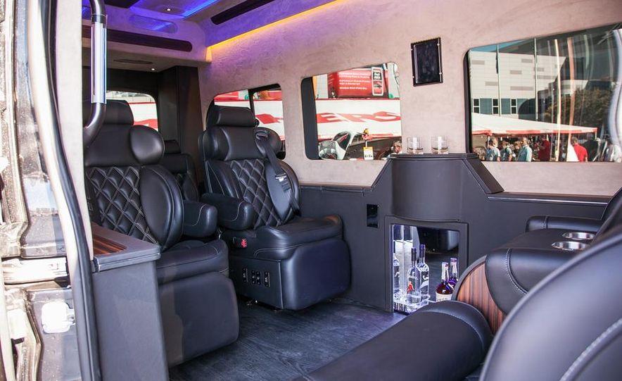 2015 Ford Tranist 250 Medium Roof Van by Formula DRIFT - Slide 5