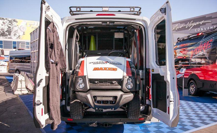 2015 Ford Tranist 250 Medium Roof Van by Formula DRIFT - Slide 10