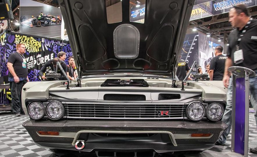 1966 Chevrolet Chevelle by Ringbrothers - Slide 2