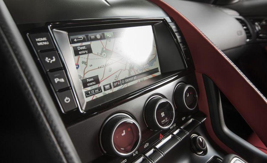 2016 Jaguar F-type R coupe AWD - Slide 38