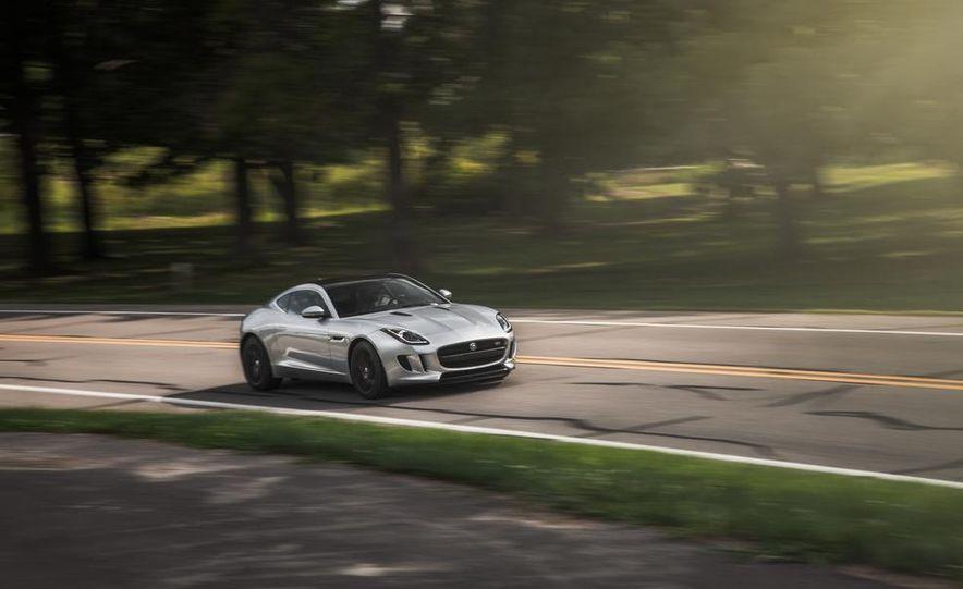 2016 Jaguar F-type R coupe AWD - Slide 6