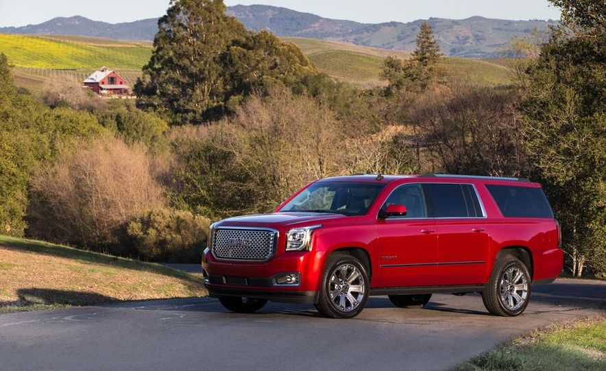 2015 GMC Yukon XL Denali - Slide 1