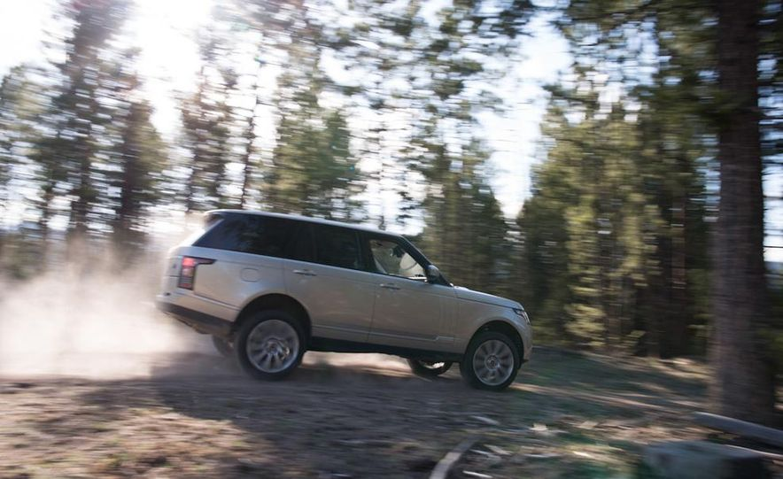 2015 Holland & Holland Range Rover - Slide 16