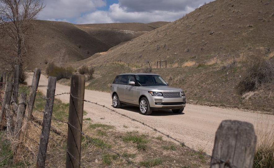 2015 Holland & Holland Range Rover - Slide 15