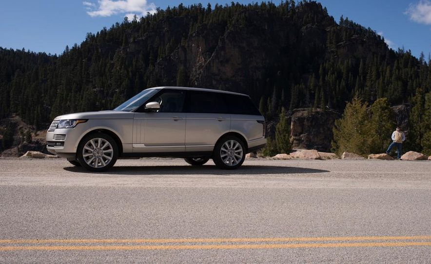 2015 Holland & Holland Range Rover - Slide 22