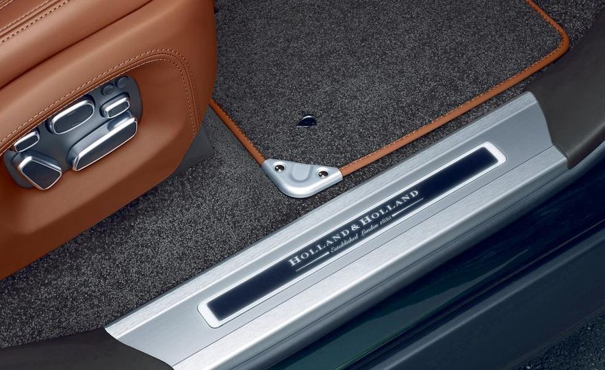 2015 Holland & Holland Range Rover - Slide 6