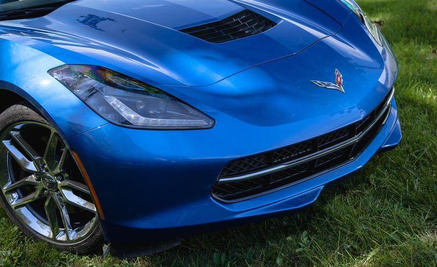 2015 Chevrolet Corvette Stingray convertible - Slide 4