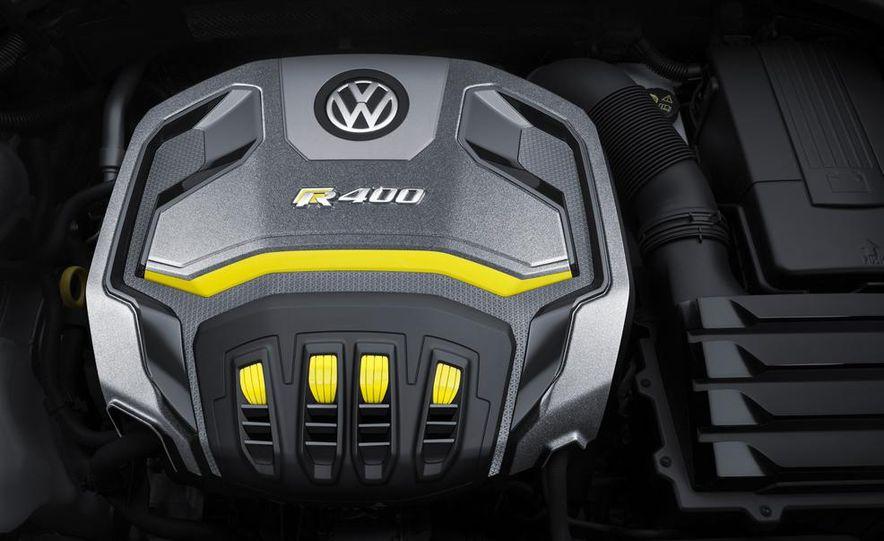 Volkswagen Golf R 400 concept - Slide 23