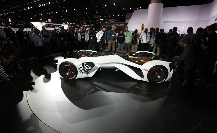 Chevrolet Chaparral Vision Gran Turismo concept - Slide 1