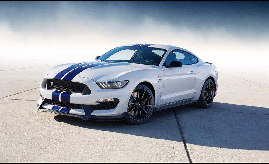 2016 Ford Mustang Shelby GT350 - Slide 60