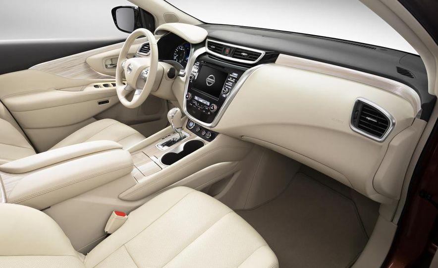 2015 Nissan Murano Platinum AWD - Slide 49