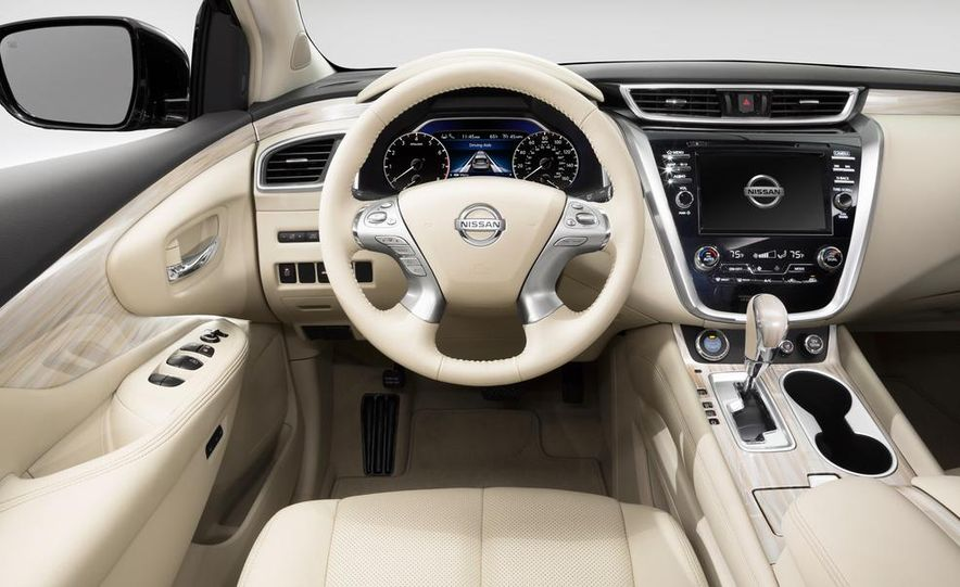 2015 Nissan Murano Platinum AWD - Slide 51