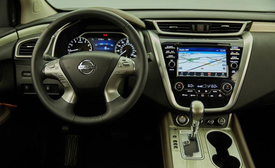 2015 Nissan Murano Platinum AWD - Slide 56