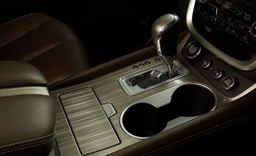2015 Nissan Murano Platinum AWD - Slide 60