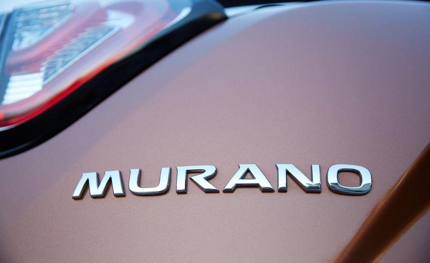 2015 Nissan Murano Platinum AWD - Slide 18