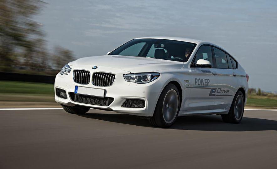 BMW Power eDrive prototype - Slide 1