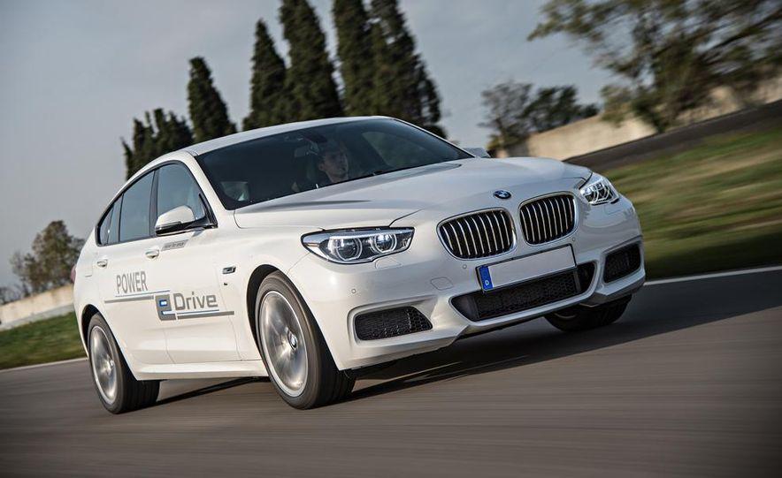 BMW Power eDrive prototype - Slide 2