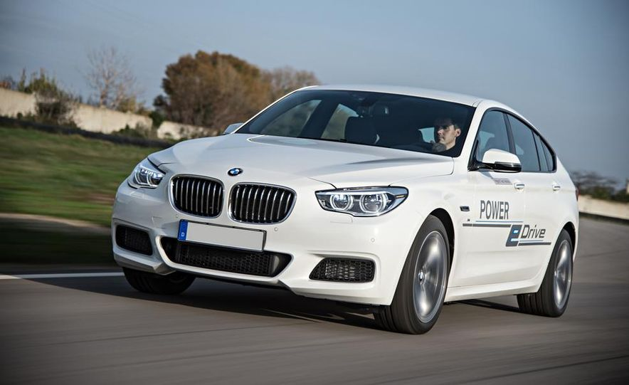 BMW Power eDrive prototype - Slide 4