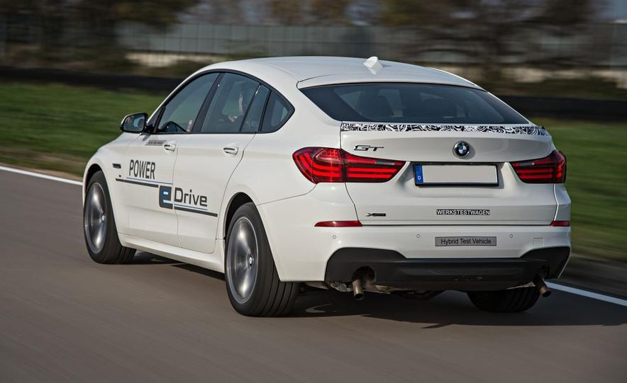 BMW Power eDrive prototype - Slide 5