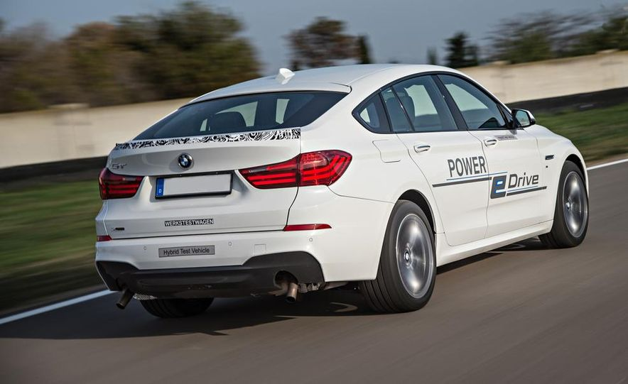 BMW Power eDrive prototype - Slide 7