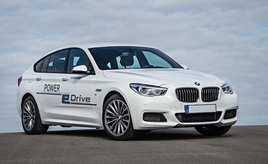 BMW Power eDrive prototype - Slide 8