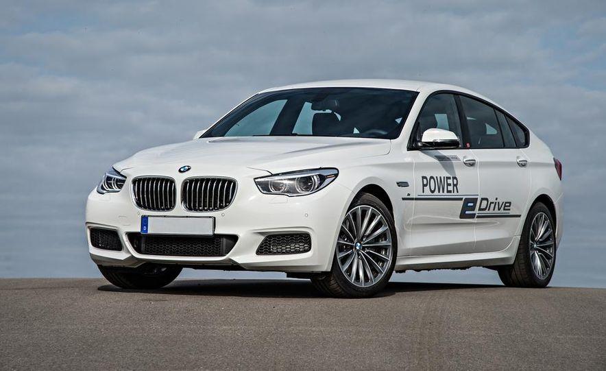 BMW Power eDrive prototype - Slide 12