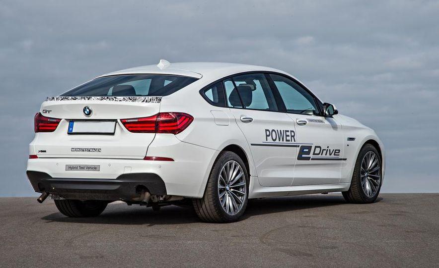BMW Power eDrive prototype - Slide 13