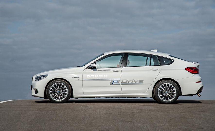 BMW Power eDrive prototype - Slide 15