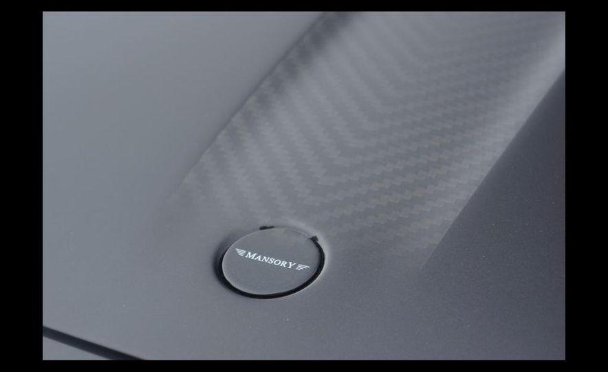 Mansory Mercedes-Benz S63 AMG - Slide 9