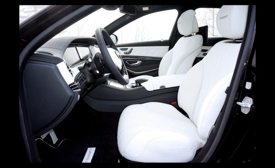 Mansory Mercedes-Benz S63 AMG - Slide 10