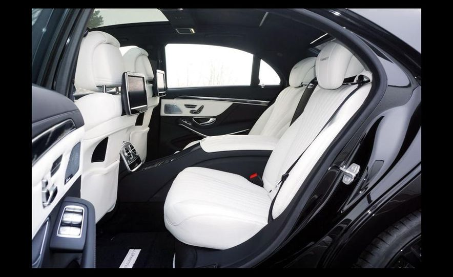 Mansory Mercedes-Benz S63 AMG - Slide 11