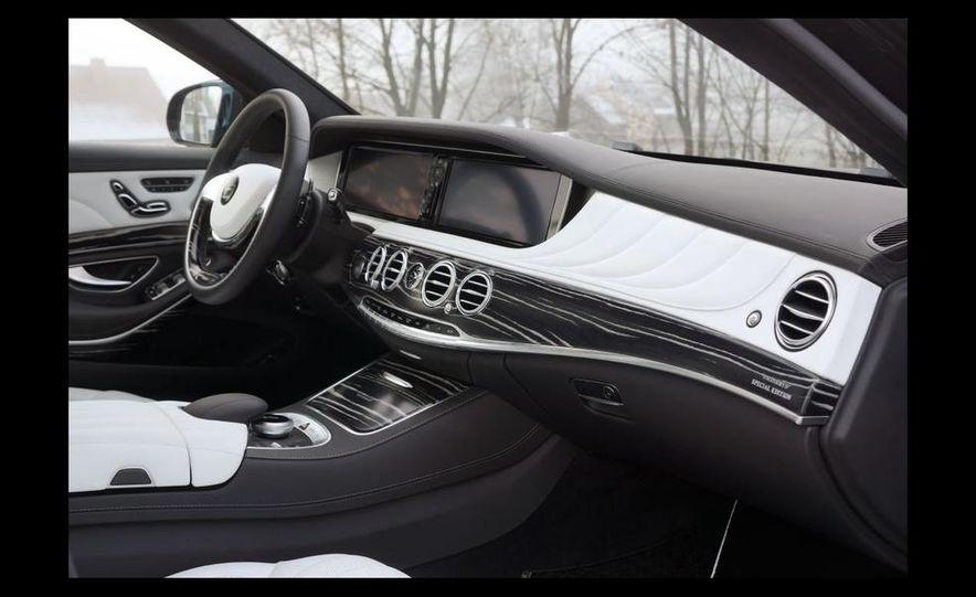 Mansory Mercedes-Benz S63 AMG - Slide 12