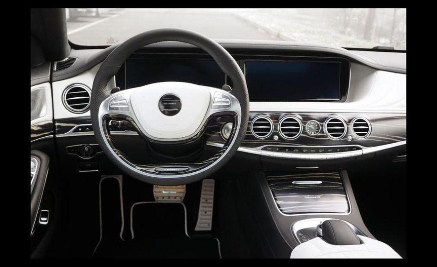 Mansory Mercedes-Benz S63 AMG - Slide 13