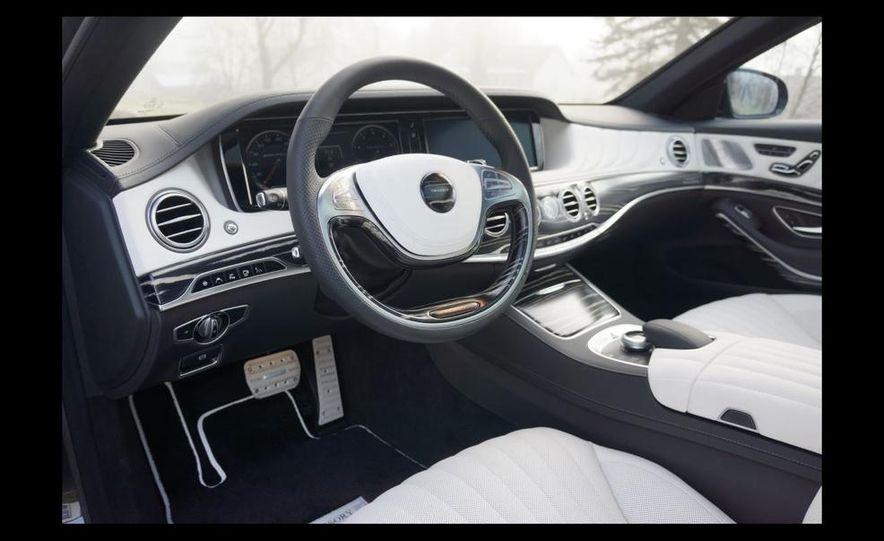 Mansory Mercedes-Benz S63 AMG - Slide 14