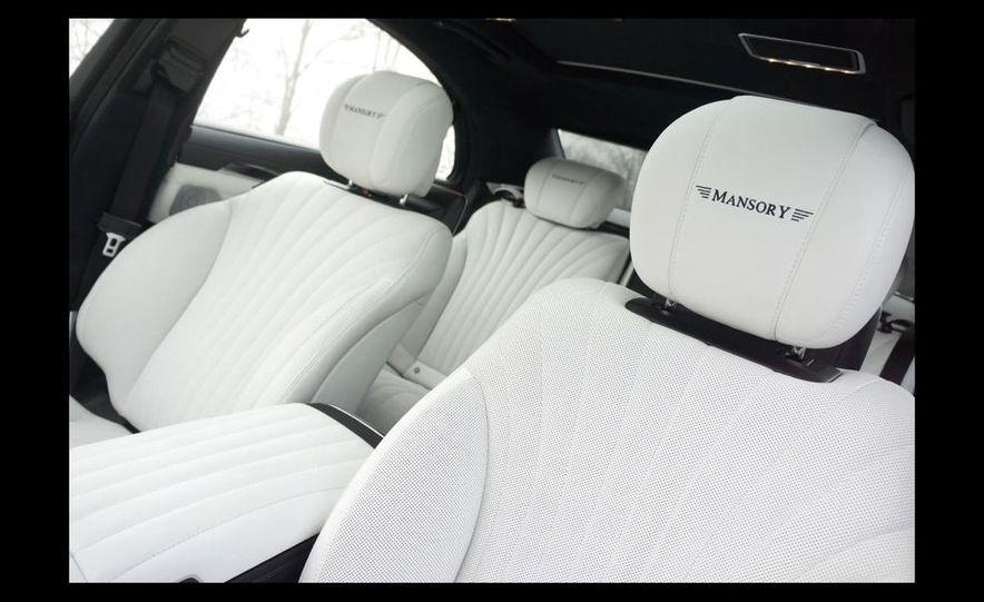 Mansory Mercedes-Benz S63 AMG - Slide 15