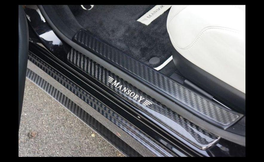 Mansory Mercedes-Benz S63 AMG - Slide 17