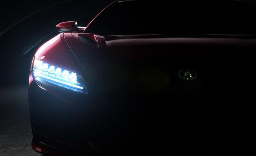 2016 Acura NSX - Slide 3