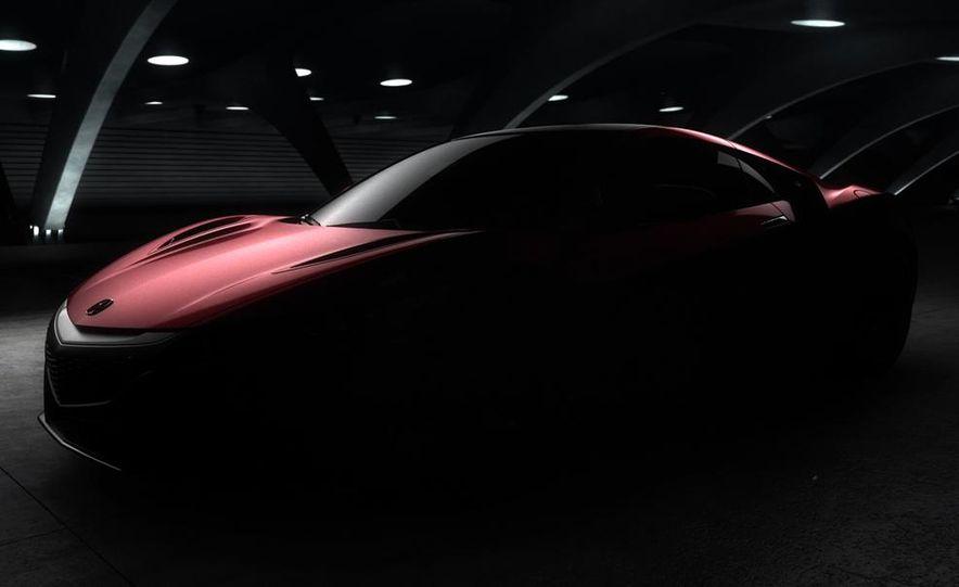 2016 Acura NSX - Slide 1