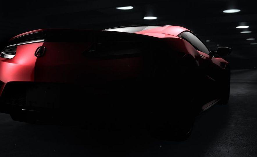 2016 Acura NSX - Slide 2