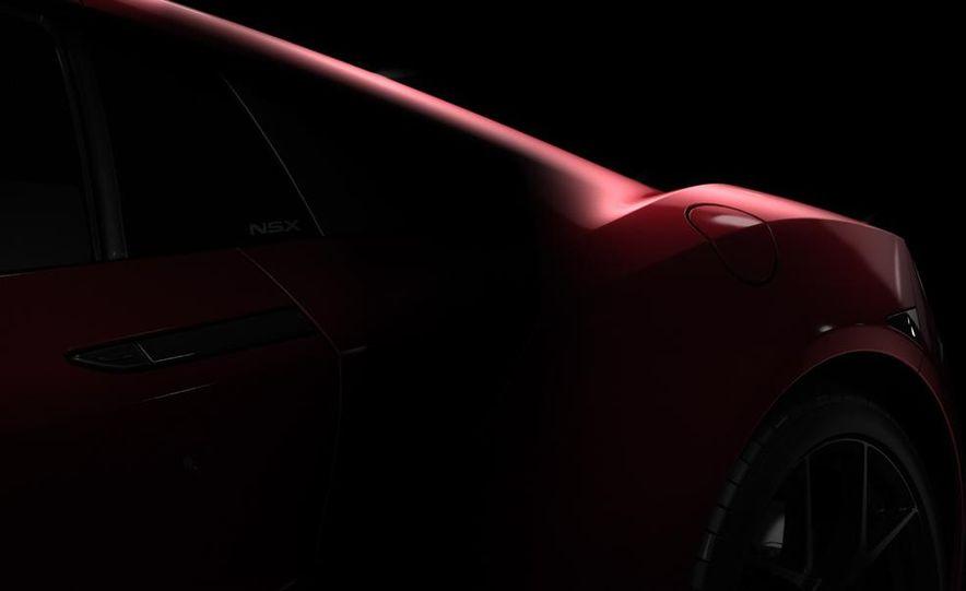 2016 Acura NSX - Slide 4