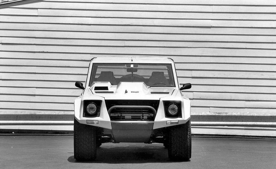 Lamborghini LM002 - Slide 7