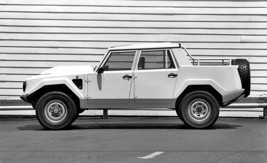 Lamborghini LM002 - Slide 8