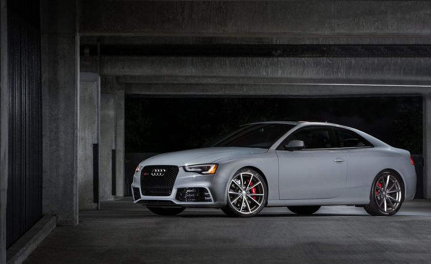 2015 Audi RS 5 Sport Edition coupe - Slide 1