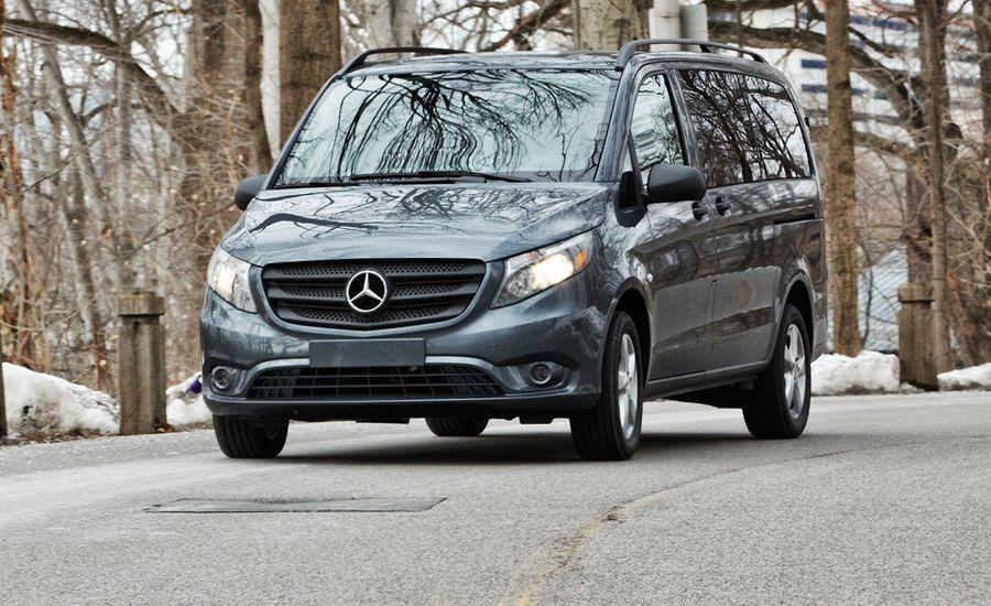 2016 Mercedes-Benz Metris: For When the Sprinter's Too Big
