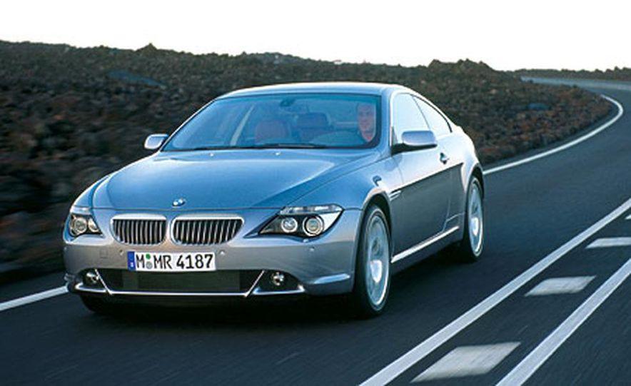 BMW 645Ci - Slide 2