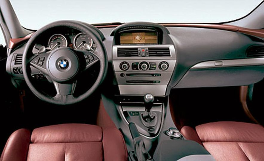 BMW 645Ci - Slide 6