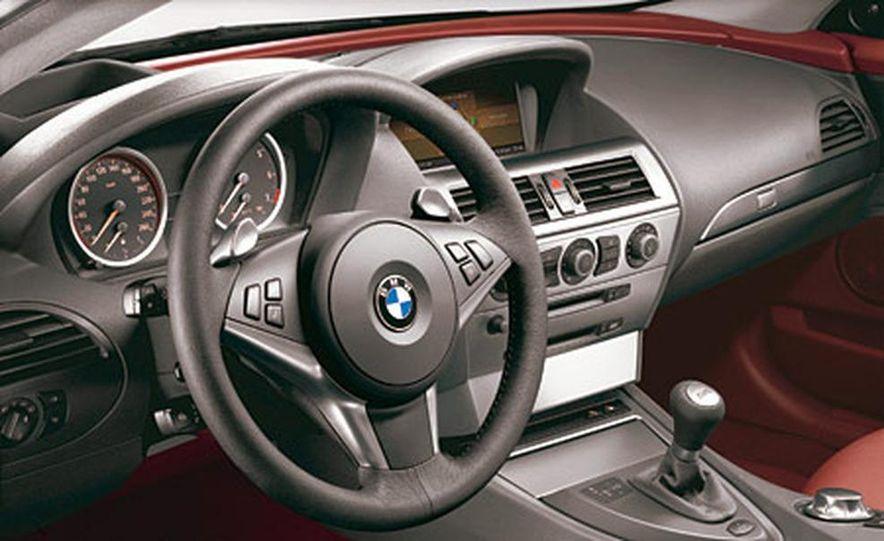 BMW 645Ci - Slide 7