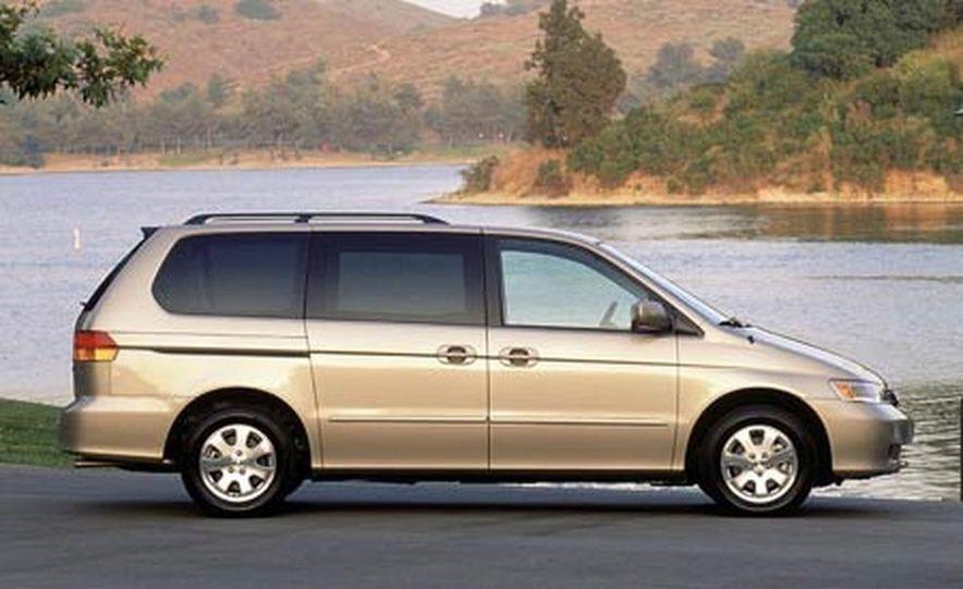 2004 Honda Odyssey - Slide 3