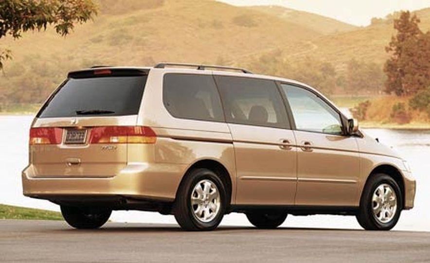 2004 Honda Odyssey - Slide 5